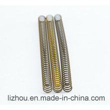 Long Stainless Steel Compression Spring