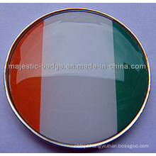 National Flag Golf Ball Marker