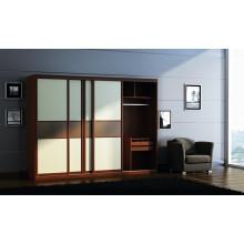 E1 Schiebetür MDF Schlafzimmer Kleiderschrank