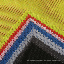 Low Elastic Mesh Fabric Quality Polyester Knitted Fabric