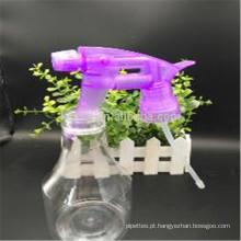 Frasco de spray de PET plástico com cabeça de pulverizador de gatilho para lavar a roupa
