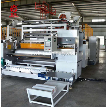 Co-extrusie Intelligente automatische gietfilmmachine