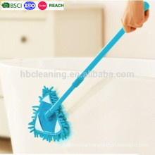 telescopic chenille duster mop, microfiber bathtub duster