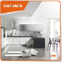 With 9 years experience kitchen flat packaging thermofoil kitchen cabinet