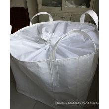 1 Ton Jumbo Bag/Big Bag/FIBC Bag/Bulk Bag 1000kg 1500kg 2000kg Baffle Q-Bag Conductive Big Bags Anti Static Bags Plastic Super Sack