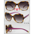 Fashionable and Hot Selling Plastic Sunglasses (WSP601538)