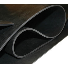 22MPa, 40sh ein, 740%, 1.05g / cm3 reines Naturkautschuk-Blatt, Gummi-Gummiplatte Hebei Factory