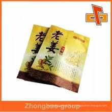 Aceite a ordem feita sob encomenda e o saco chinês herbal da medicina da alta qualidade para o poder do banho do pé Fabricante do OEM fábrica