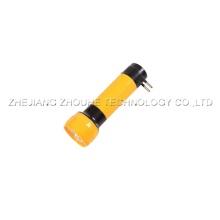 4pcs LED light  power rechargeable led torch flashlight