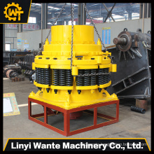 Energy Saving stone crusher machine parts cone crusher manufacturer for fine crushing