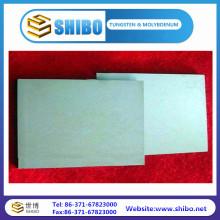 Холоднопрокатное горячекатаное Молибденовые листы для нагревательного элемента