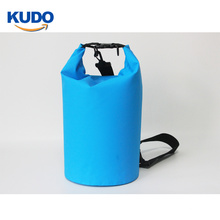 2019 new design 20l water proof pvc dry bag with customized logo