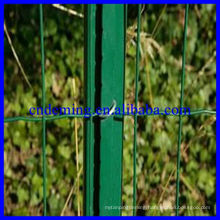 Easy installation high Qulity Euro Fence welded fence ISO 9001 Hot sale galvanized euro fe
