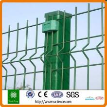 High quality Cheap prefab curved fencing european fence panels(European standard)