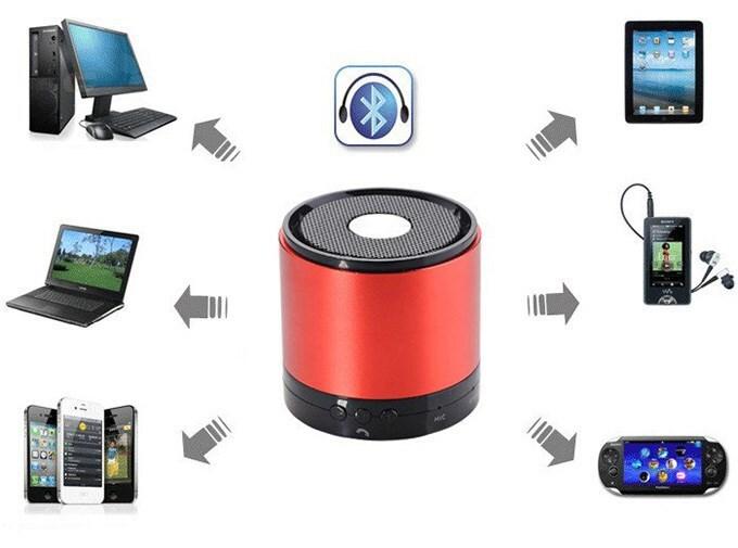 Genuine Quality Mini Handsfree Travel Bluetooth Speaker