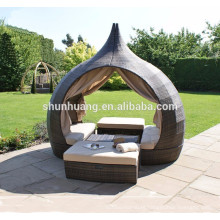 Outdoor hotel Sun bed garden sun lounger swimming pool furniture
