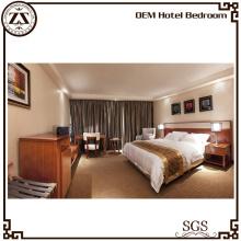 Hotel King Size Bed Runner Bed Room Set