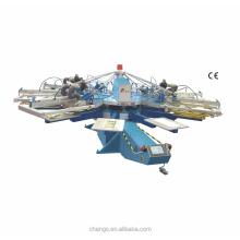 SPA Automatic Computerised UV Screen Printing Machine