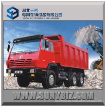25t 30t 35t 300HP Shacman a`Long 6X4 Kipper LKW