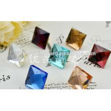 China crystal push pins