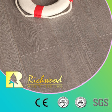 HDF V-Grooved Parquet Laminated Laminate Wood Flooring