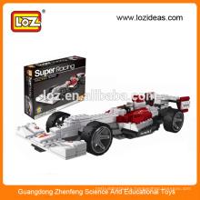 Children DIY Toys super racing car toy