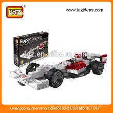 Дети DIY игрушки супер гоночный автомобиль игрушка