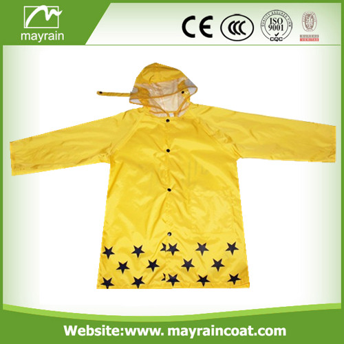 High Grade Polyester Raincoat