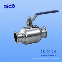 Food Grade Ball Valve with Clamp End for Dico Brand