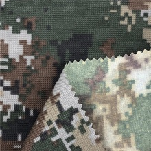 New Flame Retardant Polyester Camouflage Military Fabric