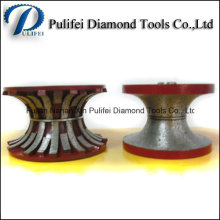 Angle Grinder Granite Router Bit for Bull Nose Edge Profile Grinding Machine