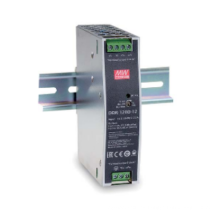 2018 NUEVO PRODUCTO SIGNIFICA WELL DDR-120D-48 120W DIN Rail convertidor DC / DC