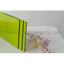 3mm 4mm PE PVDF ACP Acm Aluminum Alloy Aluminum Composite Board for Interior Exterior Building Curtain Wall Panels