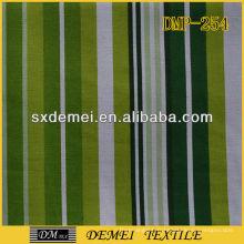 Toile naturelle tissu extérieur coussins stripe