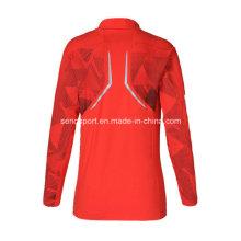 High UV + Long Sleeve Shirt Custom Made Printed Spandex Rush Guards (SNRG04)