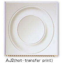 PVC Hot Transfer bedruckte Platte (AJ2)