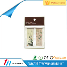 Wholesale From China magnetic fridge bookmarks