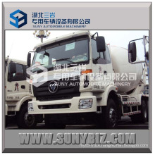 Foton 6*4 10m3 Conceret Mixer Truck