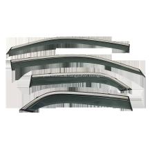 Window Visor for LEXUS RX330 RX350 RX400H 2003-2009