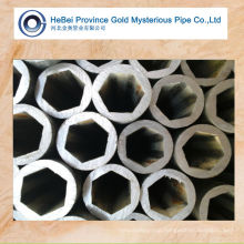 Cold Drawn ASTM A519 4130 Seamless Steel Pipe HEX inner shape