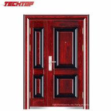 Puerta interior del acero inoxidable del estilo moderno de la puerta del acero inoxidable de TPS-037sm