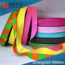 Polyester grossgrain tape