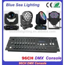 2015 hotsale 96CH controlador DMX