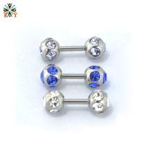 14ga piercing-stud corpo piercing jóias atacado