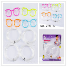 New Hot Drinking 0crystal Glasses Straw