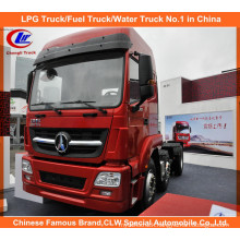 6*2 340HP for North Benz Tractor Truck