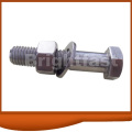 Hex Cap Screws  Zinc Plated