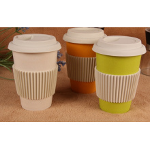 Copo / caneca de café da vassoura da fibra de bambu (BC-C1024)