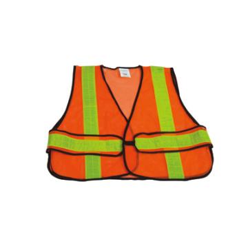 Безопасности Светоотражающий одежда с тканью сетки