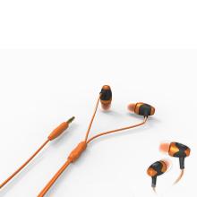 Fone de ouvido colorido com som de alta qualidade